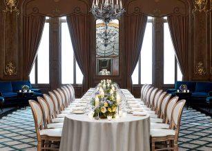 French Salon at Claridge's Weddings