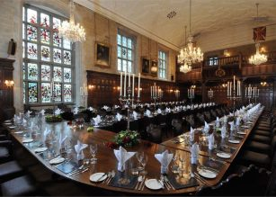 Banqueting Hall at Ironmongers' Hall