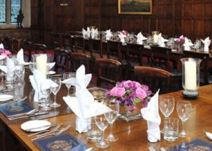 The Luncheon Room at Ironmongers' Hall