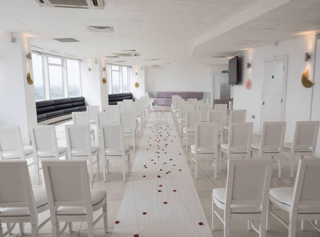 Altitude 360 Weddings Wedding Venue London