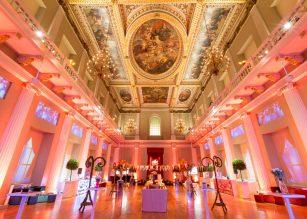 The Main Hall at Banqueting House