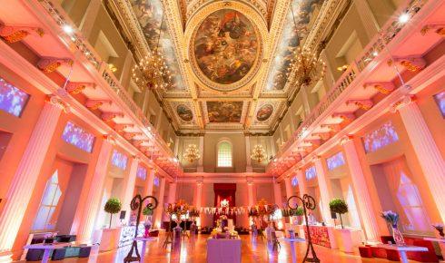 Banqueting House Wedding Reception Venue
