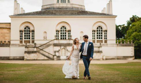 Chiswick House & Gardens Wedding Reception Venue