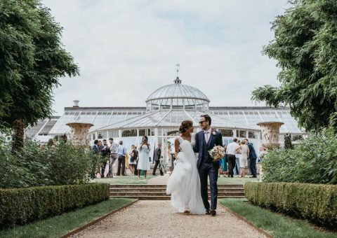 Chiswick House & Gardens Wedding Venue London