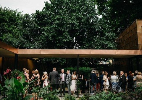 Garden Museum Wedding Venue London