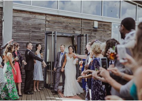 Greenwich Yacht Club Wedding Venue London