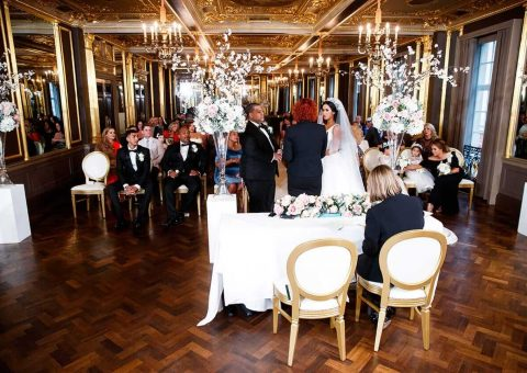 Hotel Cafe Royal Wedding Venue London