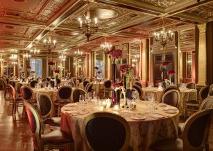 Pompadour Suite at Hotel Cafe Royal