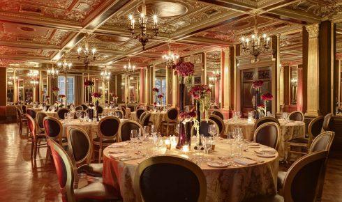 Hotel Cafe Royal Wedding Reception Venue