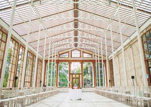 Nash Conservatory at Kew Gardens