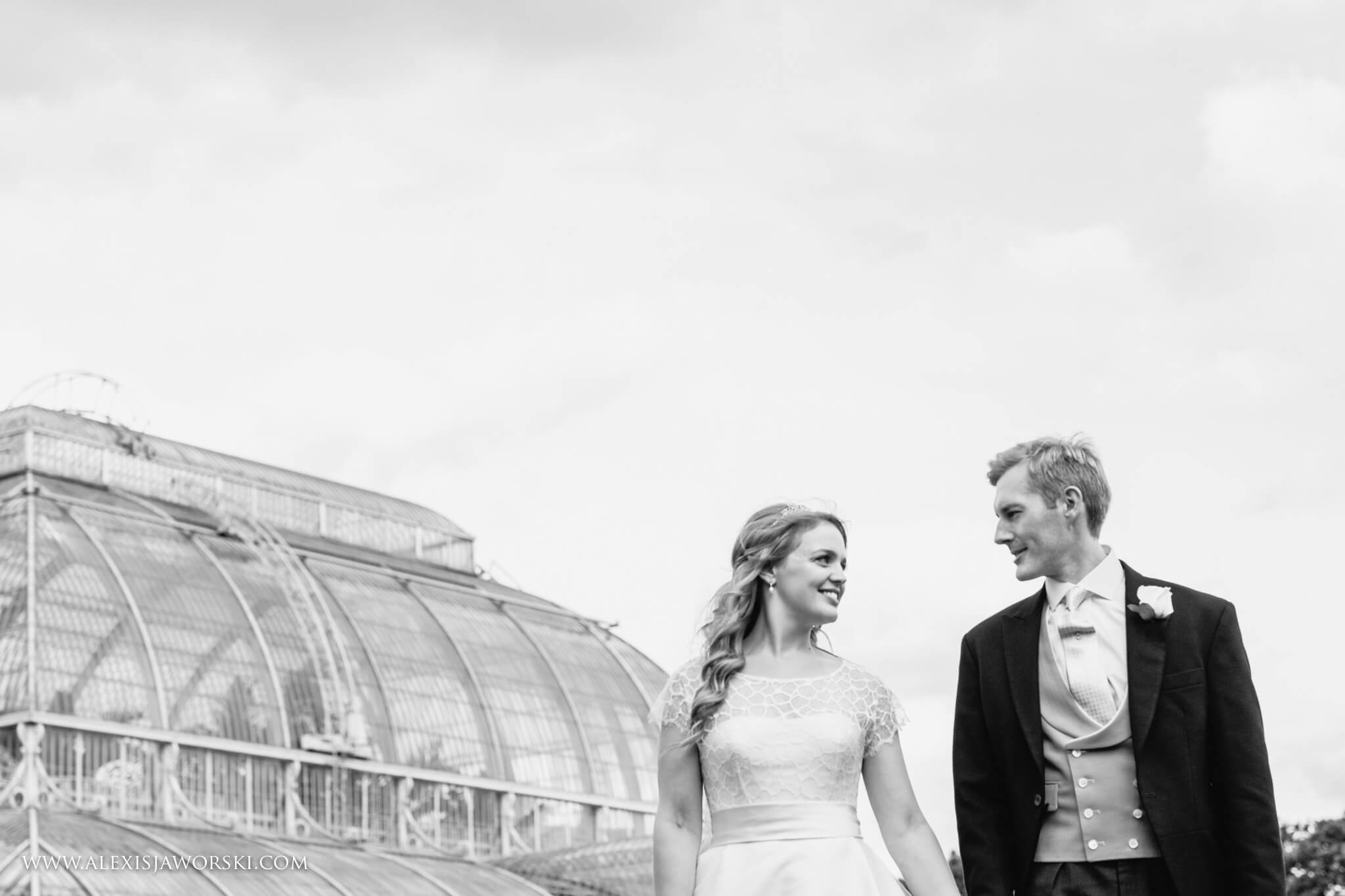 Kew Gardens Wedding Venue London