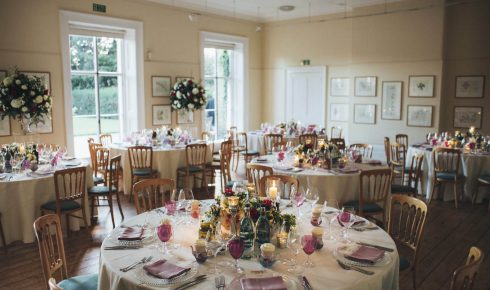 Kew Gardens Wedding Reception Venue