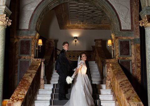 Kimpton Fitzroy London Hotel Wedding Venue London
