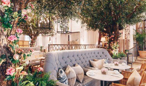 Kimpton Fitzroy London Hotel Wedding Reception Venue