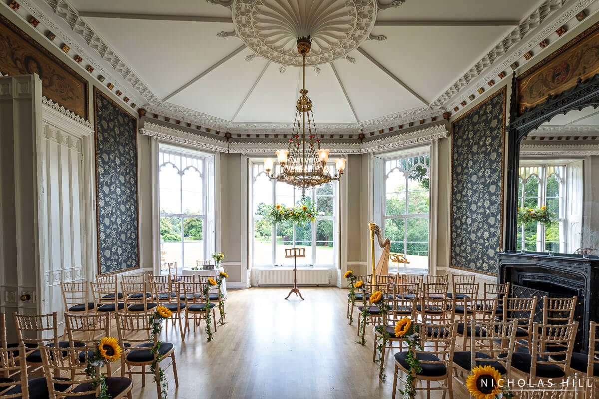 Nonsuch Mansion Wedding Venue London