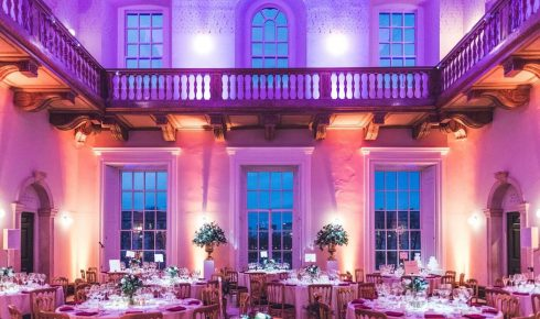 Queen's House Greenwich Wedding Reception Venue