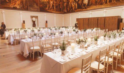 RSA House Wedding Reception Venue