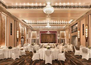 The Ballroom at Sheraton Grand London Park Lane