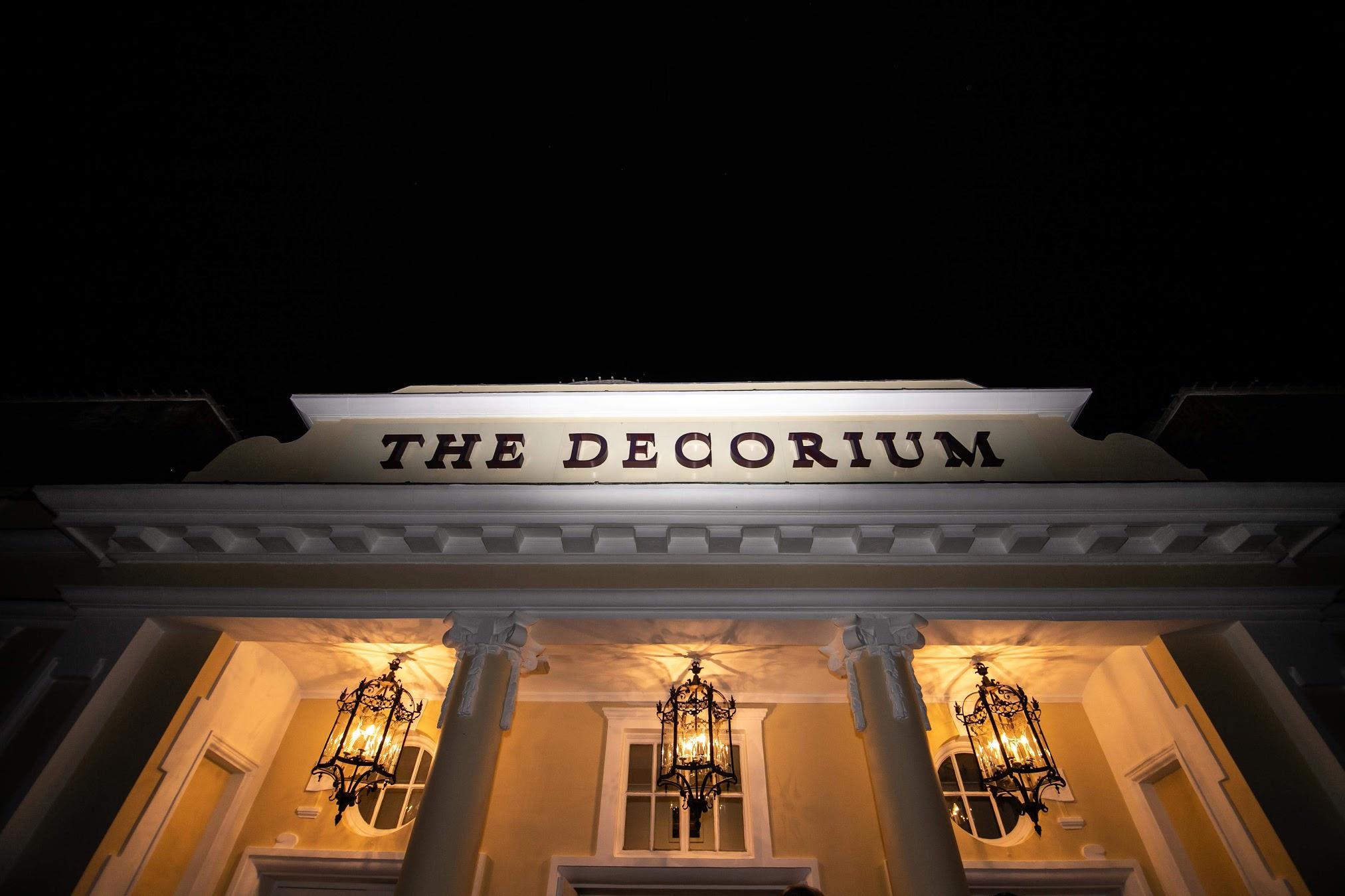 The Decorium Wedding Venue London