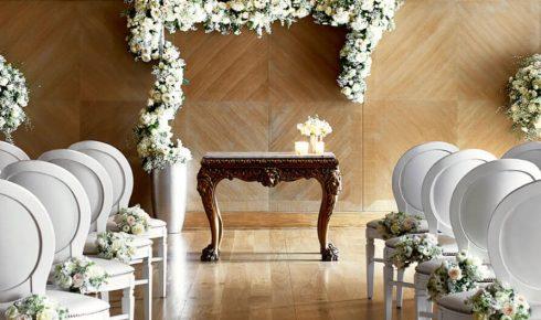 The Connaught Wedding Reception Venue