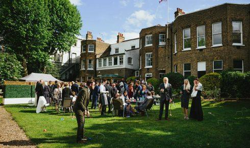 Winchester House Wedding Reception Venue