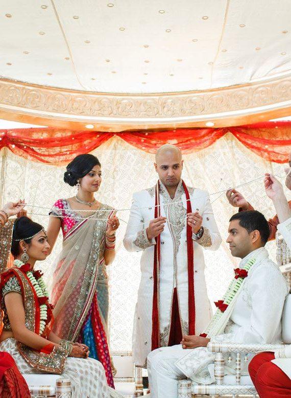 Spectacular Weddings at Addington Palace